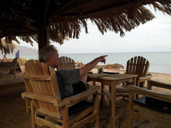 Blue Beach Club:                                     Beach directly at the hotel