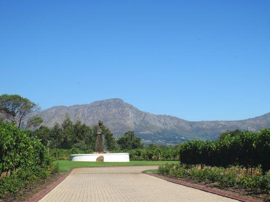 فرانشويك, جنوب أفريقيا:                   View from La Motte                 