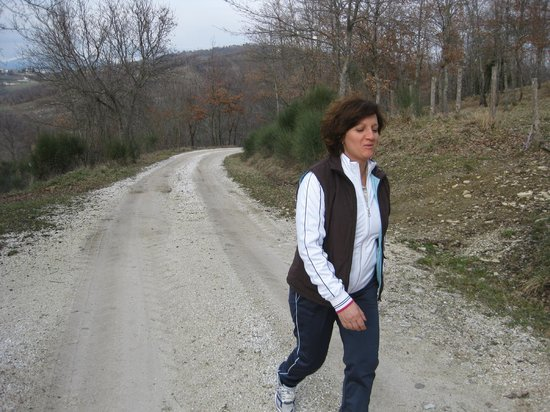 Borgo Le Terre Del Verde:                   i percorsi                 