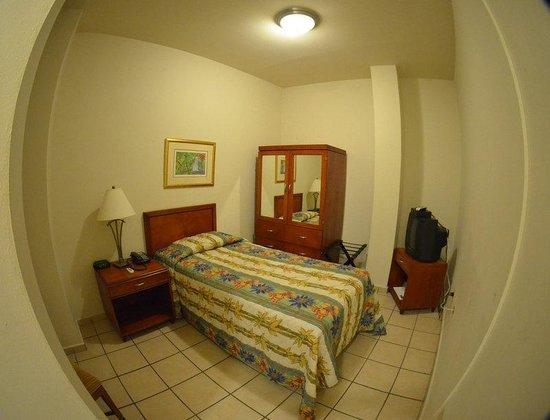 Hotel Plaza De Armas: Interior Single Room