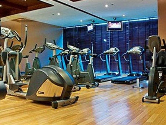 Flora Park Deluxe Hotel Apartments: Health Club