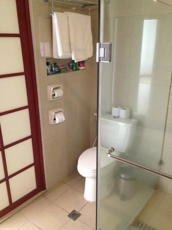 Wild Orchid Resort:                   Batroom