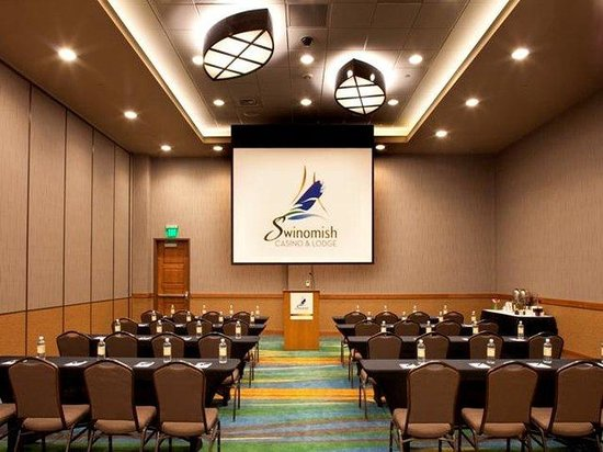Swinomish Casino & Lodge: Event Center Classroom Style