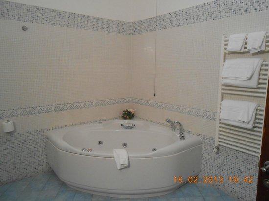 Park Hotel L'Incanto:                   Un bagno SUPER e rilassante!!!