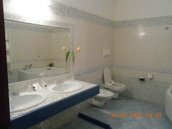 Park Hotel L'Incanto:                   Il bagno
