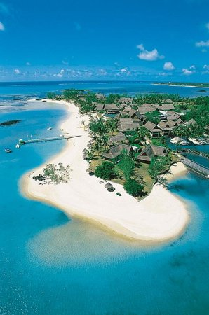 Constance Le Prince Maurice: Aerial