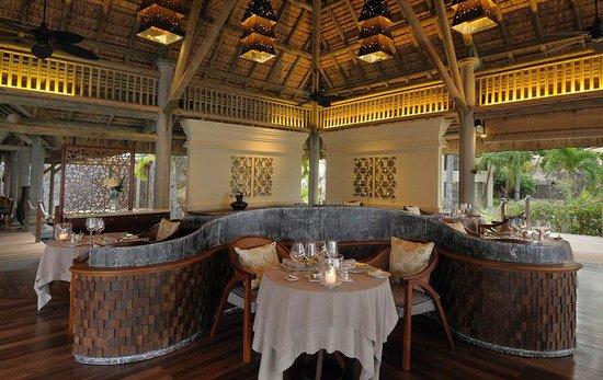 Constance Le Prince Maurice: Restaurant Archipel