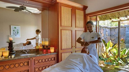 Constance Le Prince Maurice: Spa Facial Treatment