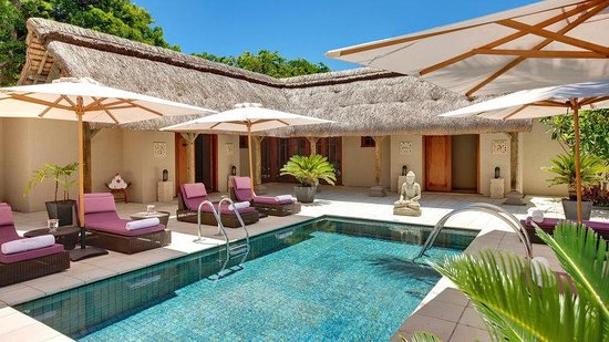 Constance Le Prince Maurice: Spa Pool