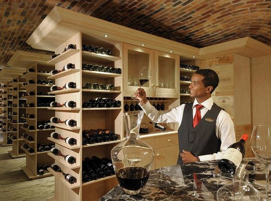 Constance Prince Maurice: Wine Cellar