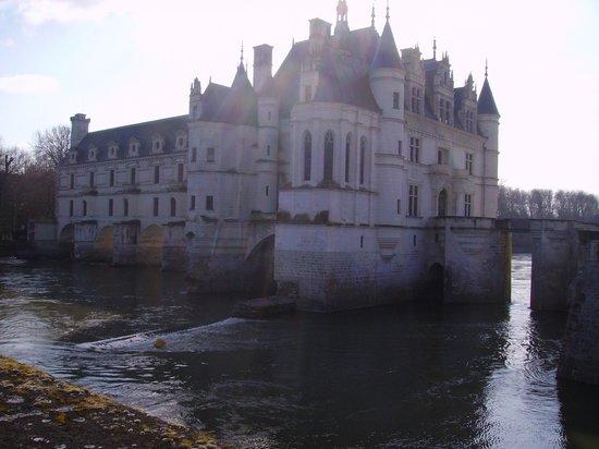 Auberge du Bon Laboureur: le chateau