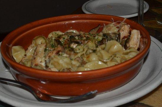Carrabba's Italian Grill:                                     Chicken Caparesa