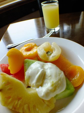 Fairmont Resort Blue Mountains - MGallery Collection :                   Healthy breakfast options