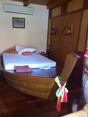Andamanee Boutique Resort:                   Best suite # 501
