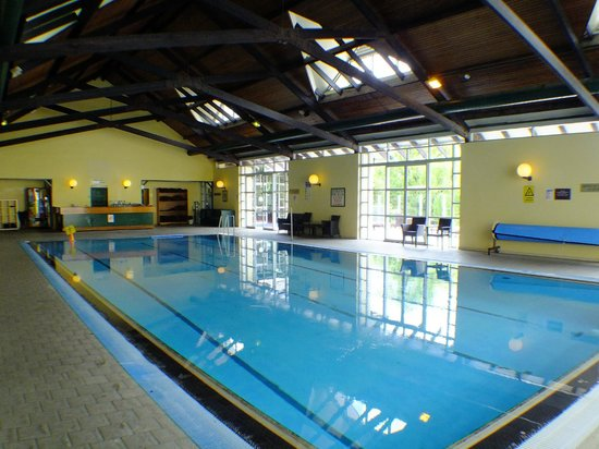 Fairmont Resort Blue Mountains - MGallery Collection :                   Indoor heated pool