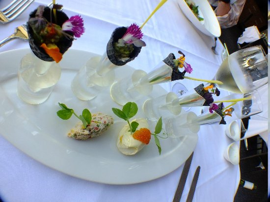 Fairmont Resort Blue Mountains - MGallery Collection:                   Entree at Eucalypt, superb!