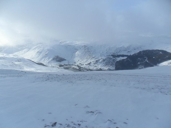 Helvellyn:                   Taken from the peak.