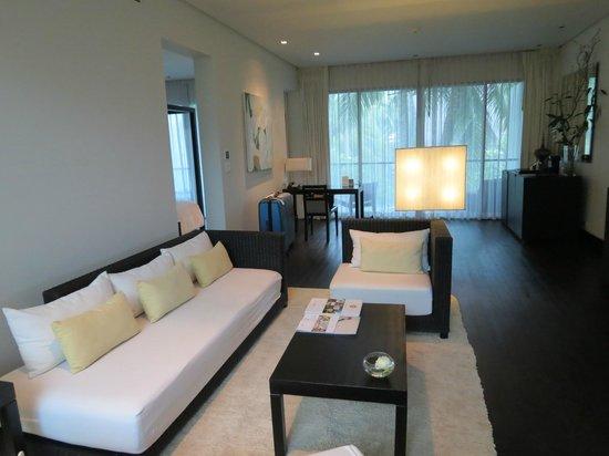 Twinpalms Phuket: salon