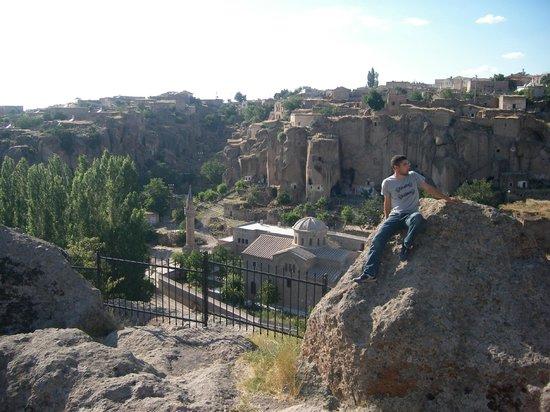 Guzelyurt, Turkiet:                   manastır vadisi gelveri