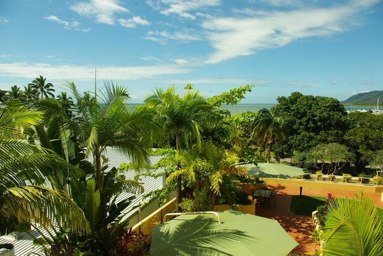 BreakFree Royal Harbour Resort:                   The view from the balcony