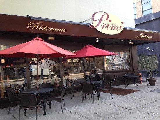 Primi Ristorante Italiano: Welcome To Primi