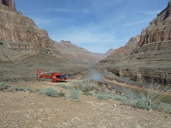 Papillon 1  Picture Of Papillon Grand Canyon Helicopters