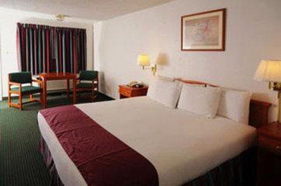 Budget Host Sagamar Inn : Room K