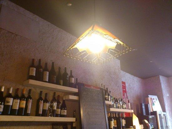 Diabluras Gastrobar:                   lampara
