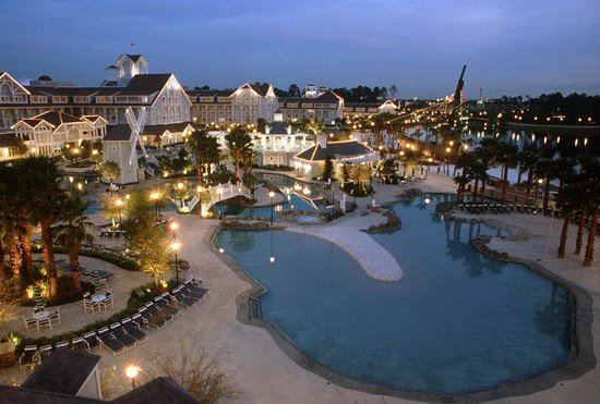Disney's Beach Club Resort: Beach Club