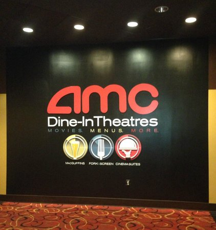 Amc dine in theatres menlo park 12 edison all you need New jersey dine in theatre
