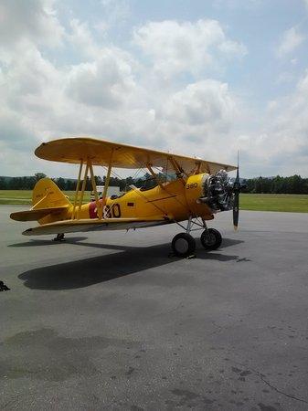 Biplane Adventures, Inc.