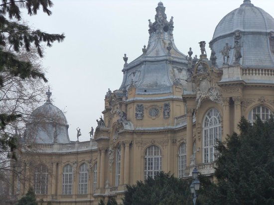 Mercure Budapest Buda: Vajdahunyad Castle