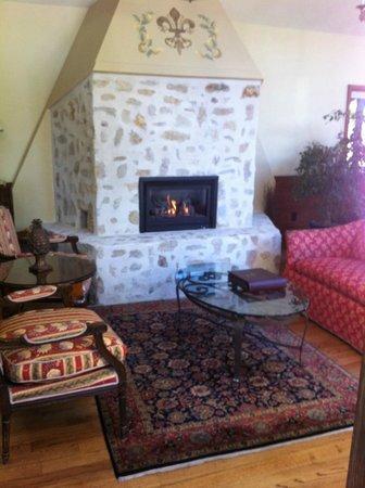 نورماندي إن:                   Living room                 