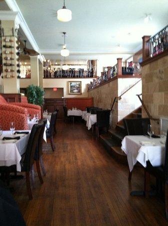 Esca Restaurant & Wine Bar:                   Gorgeous interior!