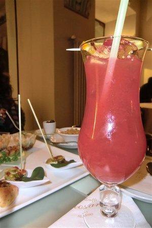 Caffe Mozart :                   cocktail
