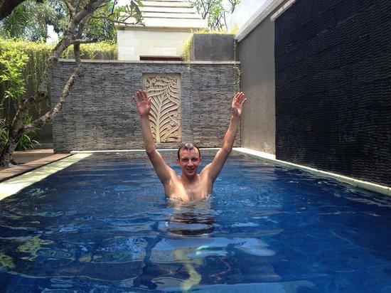 The Wolas Villas & Spa:                   классный бассейн глубина 1,5