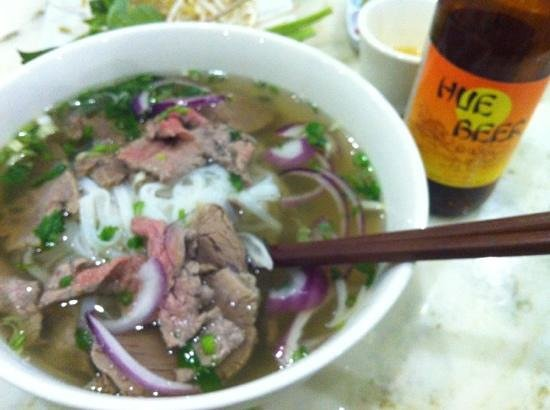 I Am Pho:                   beef pho minus the chicken