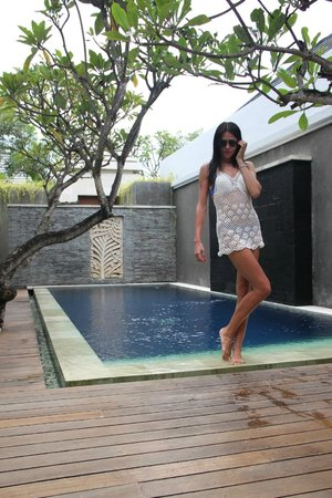 The Wolas Villas & Spa:                   Relax