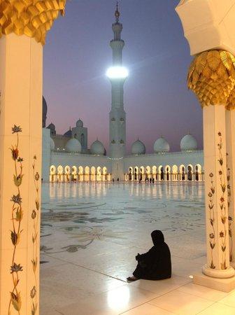 Sheikh Zayed Mosque:                   Mosque