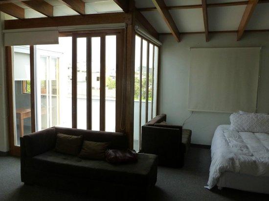MSA Lima Design Hotel:                   Habitación principal, otra cama doble