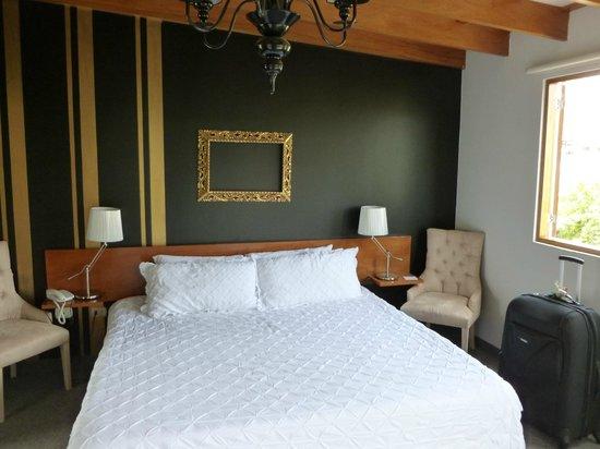 MSA Lima Design Hotel:                   Habitación de la suite principal