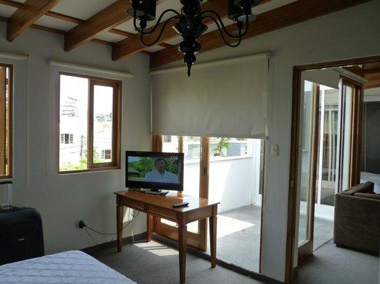 MSA Lima Design Hotel:                   Habitación para la calle