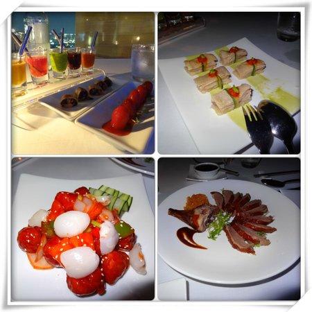 Breeze Menu Picture Of Breeze Restaurant Bangkok