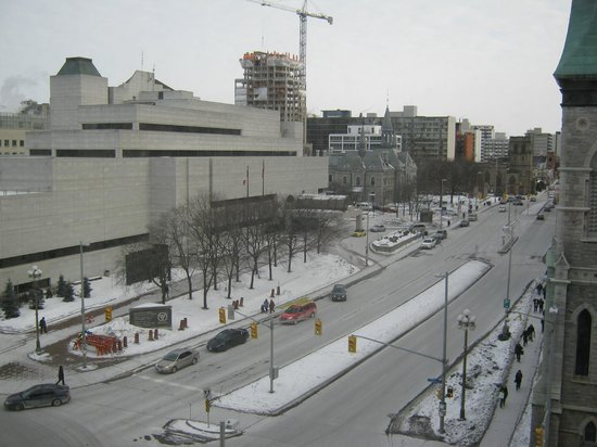 Lord Elgin:                   View South - 6th Floor