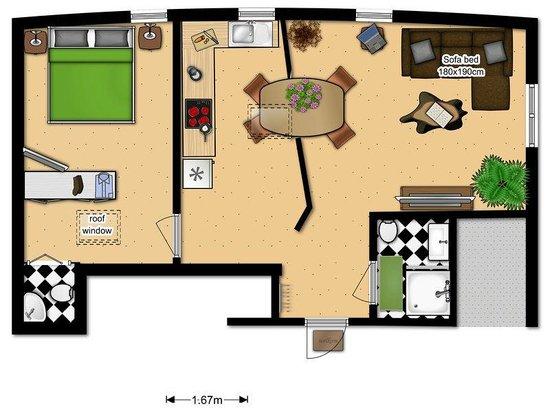 Heemskerk Suites- Adults only: Earth