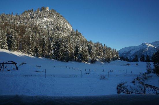Berghotel Schlossanger Alp: Outside