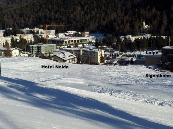 Lage Hotel Nolda