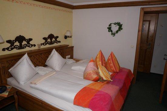 Berghotel Schlossanger Alp: Master bedroom