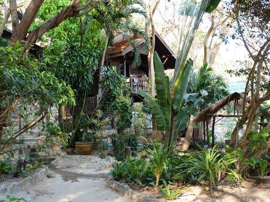 Ao Nuan Bungalows:                   Klimatisierte Bungalows