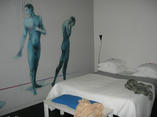 Bruges By Night Bed & Breakfast :                   Chambre